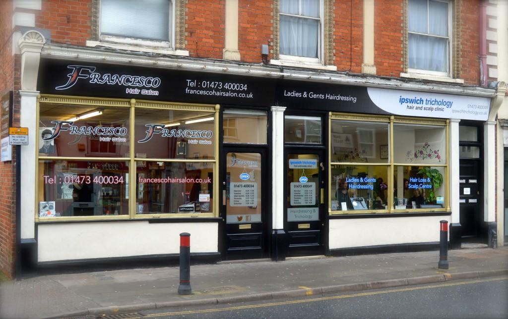 Francesco Hair Salon & Ipswich Trichology