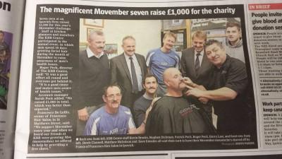 Ipswich Star November 2014