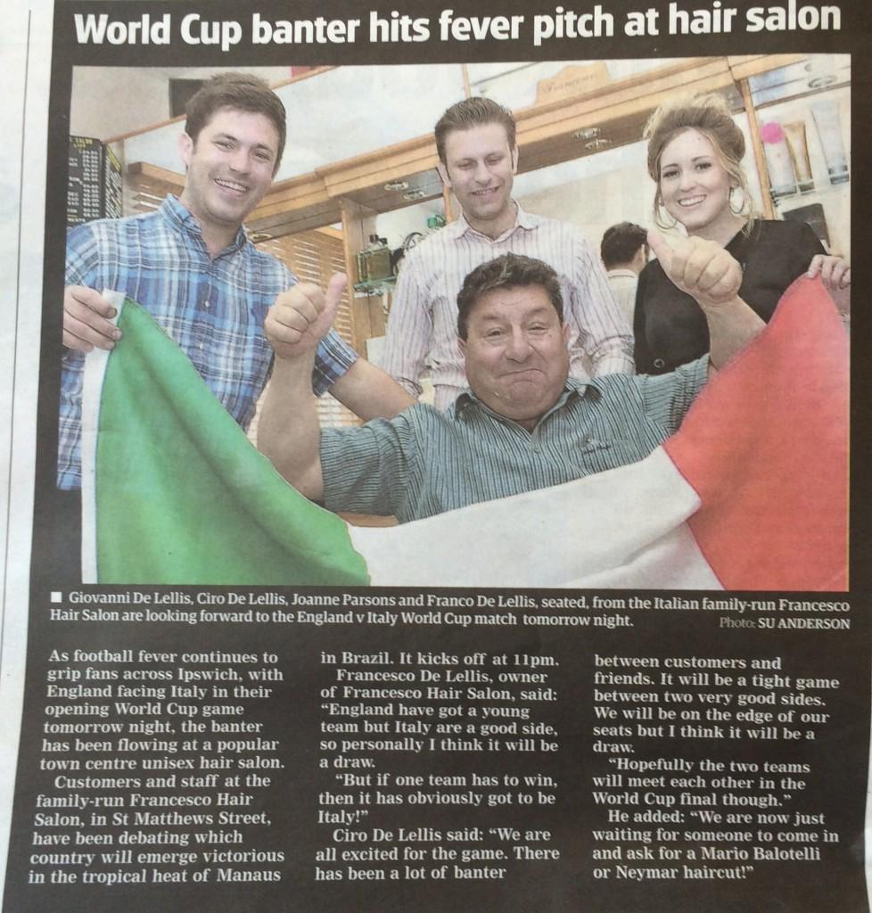 Ipswich Star 13 June 2014